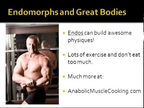 Endomorph Diet and Bodybuilding
