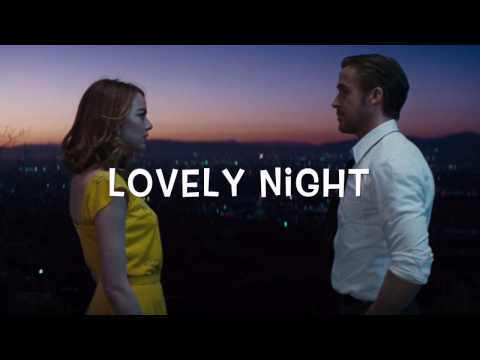 A Lovely Night- La La Land Lyrics