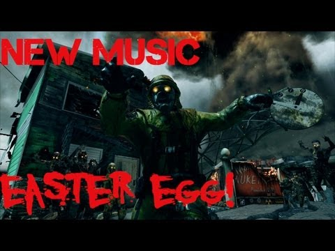 Nuketown Zombies: NEW Music Easter Egg Discovered! Set Counter to 115 and Get the PowerUp!