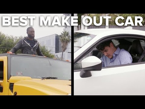 We Unscientifically Decide the Best Car To Make Out In