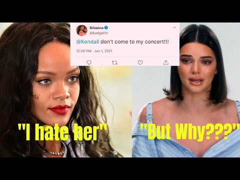 3 Reasons Why Rihanna absolutely HATES Kendall Jenner
