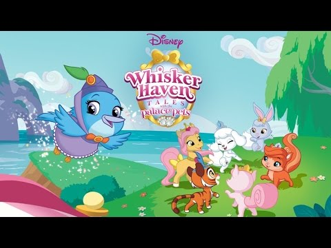 Whisker Haven Tales with Palace Pets Season 1 Ep.3  It's Party time  - Disney Junior