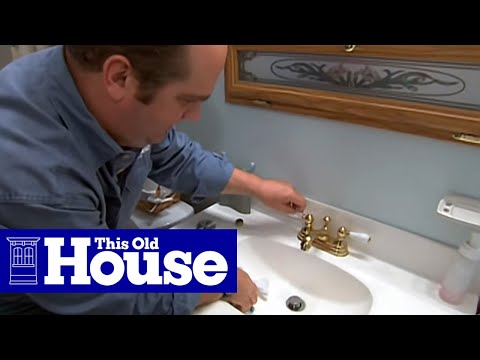 how to unclog faucet aerator