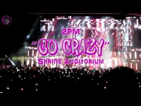"""2PM """"Go Crazy"""" Tour 2014 Spotlight"""