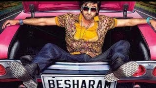 First Look: Ranbir Kapoor's 'Besharam'