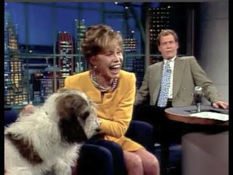 Mary Tyler Moore Collection on Letterman, Part 1 of 2: 1980-1993
