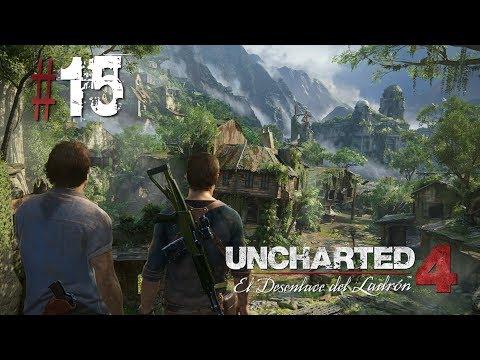UNCHARTED 4 - #15 LIBERTALIA