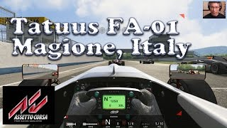 Magione Italy  city images : Assetto Corsa: Tatuus FA-01 Racing At Magione, Italy