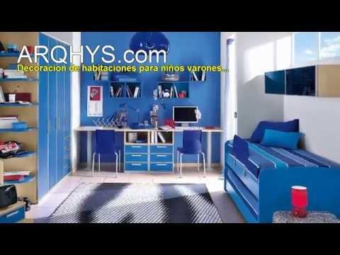 Gu a completa para la decoraci n de recamaras para ni os - Modelos de habitaciones infantiles ...