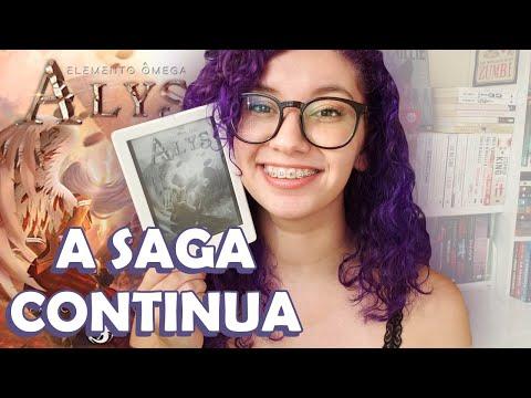 ALYS, ELEMENTO ÔMEGA, de Priscila Gonçalves || RESENHA || Série: Alys #2 || Romanceira