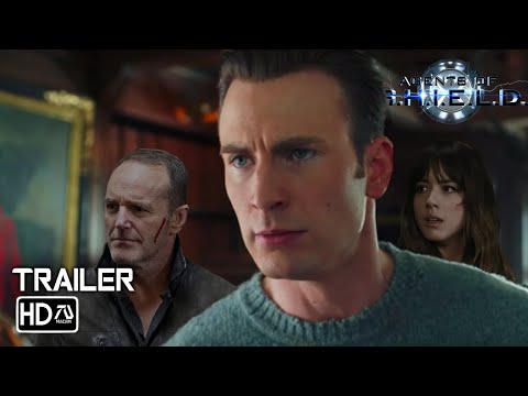 Marvel AGENTS OF S.H.I.E.L.D Season 8 [HD] Trailer - Chris Evans, Clark Gregg (Fan Made)