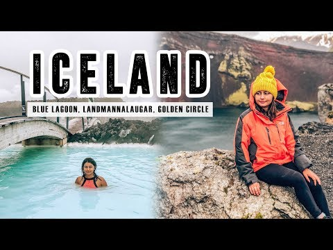 Download ICELAND VLOG (1/4): Blue Lagoon, Landmannalaugar, Golden Circle | Kritika Goel HD Mp4 3GP Video and MP3