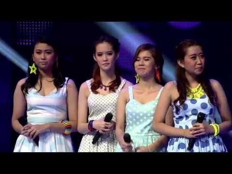 แนท - The Winner Is TH - Round 2 - วันที่ 27 Apr 2014 4 สาวจันทร์เจ้าขา VS แนท - บัณฑิตา ประชามอญ เพลง : หางเครื่อง VS...