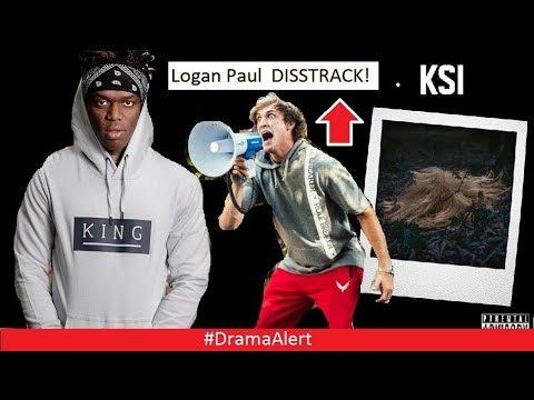 Logan Paul ( DISS TRACK ) by KSI ! #DramaAlert Jake Paul EXPOSED!