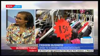 Business Today: Fashion Designs And The Local Market ,9/23/2016