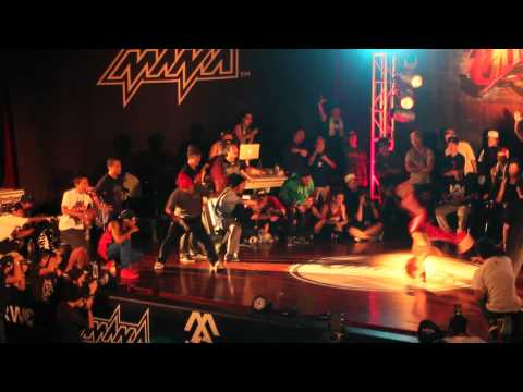 Bboy Pocket (Morning of owl) @ City War 2011 Taiwan