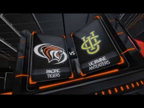 HIGHLIGHTS: Men's Basketball vs. UC Irvine