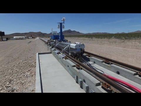 Первые испытания двигателя вакуумного поезда от Hyperloop - Центр транспортных стратегий