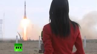 Ракета взлетает во время прямого включения