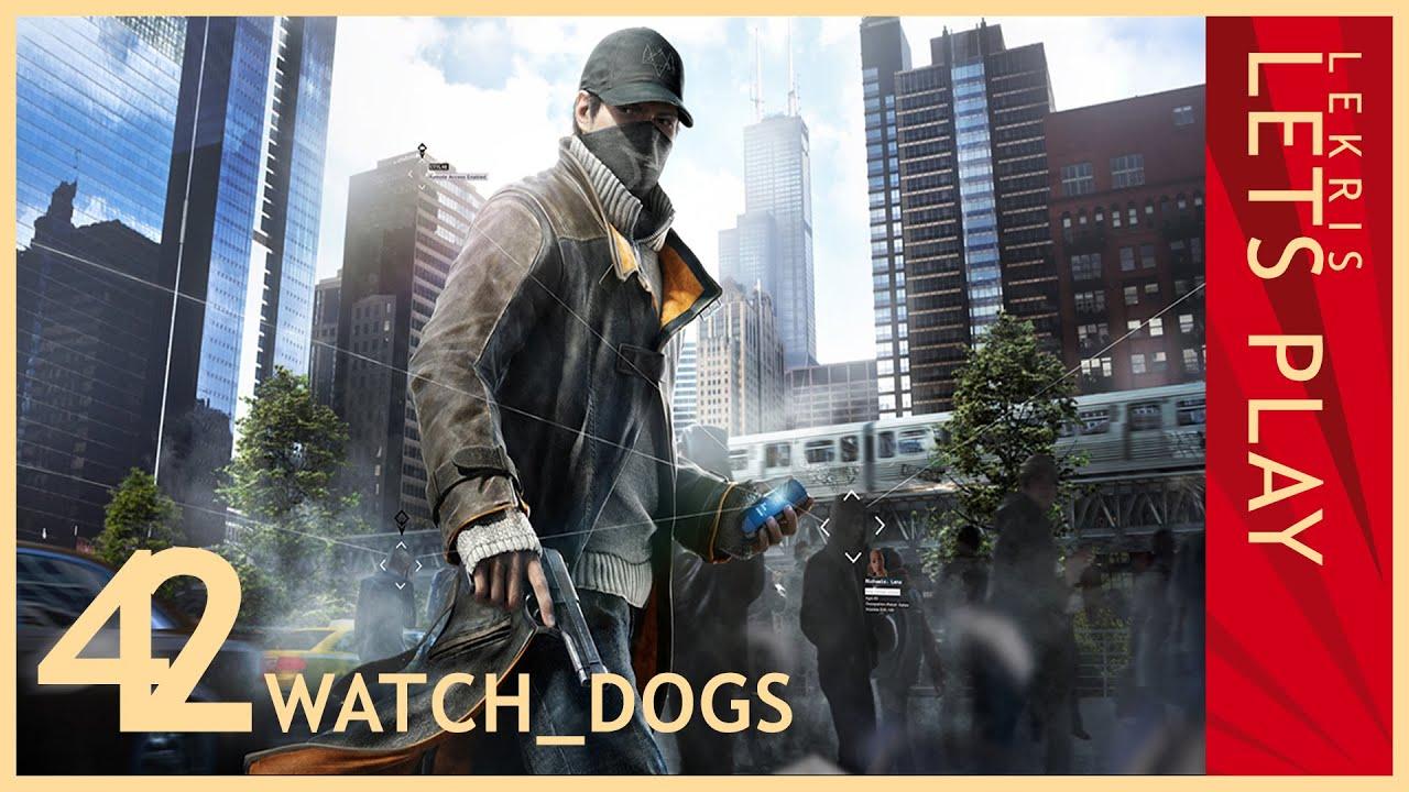 Watch Dogs #42 - Ausdünnen und Reinschleichen
