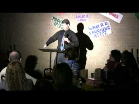 Robb Ross Standup comedy - TV Dinners
