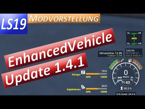 EnhancedVehicle v1.4.1.0