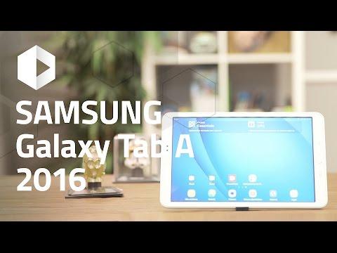 Review SAMSUNG GALAXY TAB A 2016. Análisis en español