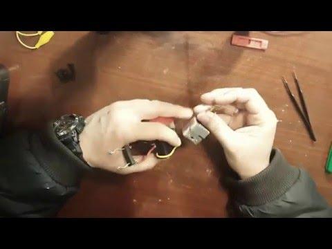Ремонт кнопки шуруповерта своими руками видео