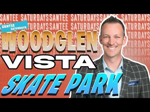 #SanteeSaturdays Episode 69 - Woodglen Vista Skate Park