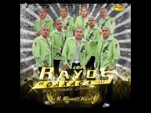 Los Rayos De Oaxaca- Mix de Chilenas 2012-2013