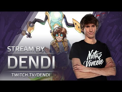Dota 2 Stream: Na`Vi Dendi playing Tinker (Gameplay & Commentary)