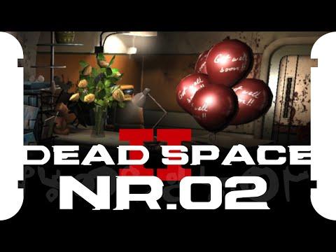 Let`s Play Dead Space 2 #02 [DE] - Luftballons statt Boxsack!