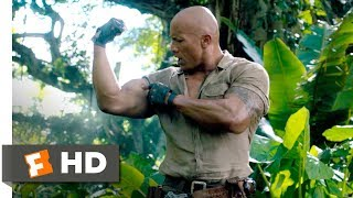 Jumanji  Welcome To The Jungle  2017    Choose Your Character Scene  1 10    Movieclips
