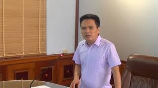 UBND huyện tổ chức hội nghị giải quyết kiến nghị của các hộ dân có cây trồng trên đất rừng phòng hộ hồ Yên Lập