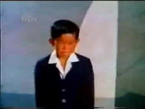 The Geisha Boy - Poor boy!!