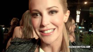 For more on Louise Linton, visit http://CelebSecrets4U.com Follow Us! http://Twitter.com/CelebSecrets4U Like Us! http://Facebook.com/CelebSecrets4U ...
