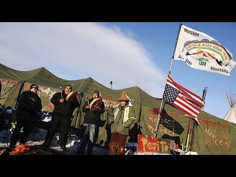 ΗΠΑ: Ο στρατός αρνήθηκε άδεια κατασκευής σε αμφιλεγόμενο πετρελαιαγωγό στη Β. Ντακότα