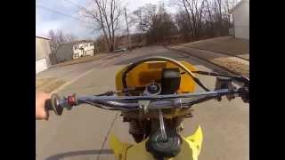 10. 2001 DRZ400E Test Ride #0314 MP4