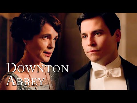 Cora Puts Thomas In His Place | Downton Abbey