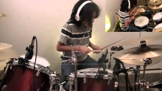 Video What About Me - Snarky Puppy :Drum Cover by Raghav, 11 Year Old Drummer MP3, 3GP, MP4, WEBM, AVI, FLV Mei 2018