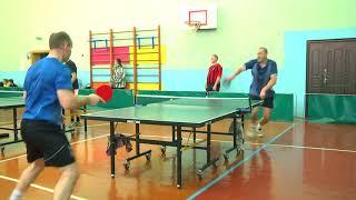 В Васильевском прошел турнир по теннису