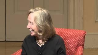 Doris Kearns Goodwin on Roosevelt & Taft