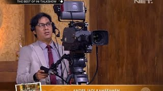 Video The Best of Ini Talk Show - Andre Jadi Kameramen Begini Jadinya MP3, 3GP, MP4, WEBM, AVI, FLV Oktober 2017