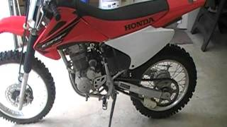 9. Very Clean 2005 Honda CRF 230f