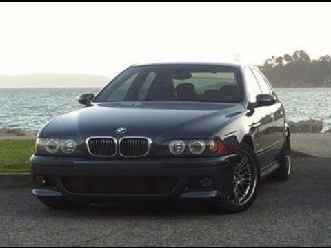 2001 BMW E39 M5 Road Test And Review