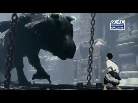The Last Guardian : trailer E3