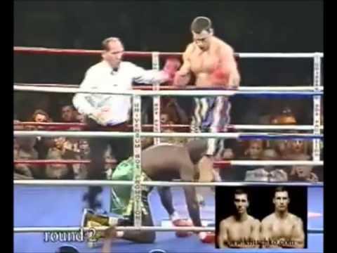 Vitali Klitschko - 30 best box Knockouts
