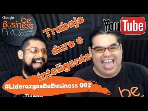 Frases inteligentes - ¿Quieres saber el secreto en YouTube? Se llama TRABAJO duro e inteligente  LiderazgosBeBusiness 082
