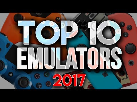 Top 10 Emulators To Use On Pc!