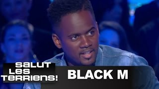 Video Black M se raconte (sa famille, Sexion d'assaut, le succès...) - SALUT LES TERRIENS - 11/03/2013 MP3, 3GP, MP4, WEBM, AVI, FLV Juni 2017